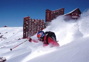 tour valle nevado