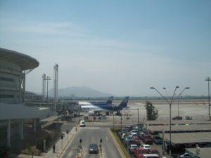 transporte aeropuerto santiago de chile